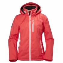 Helly Hansen - W CREW HOODED JACKET - dámska bunda
