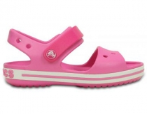 Crocs Croband Sandal Kids - Candy Pink/Party Pink