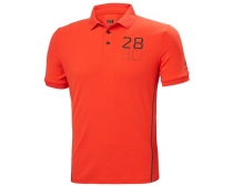 Helly Hansen - HP RACING POLO 147 CHERRY - polokošile