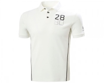 Helly Hansen - HP RACING POLO 001 WHITE - polokošile