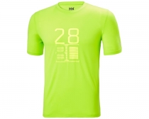 Helly Hansen - HP RACING T-SHIRT 402 AZID - tričko