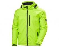 Helly Hansen - CREW HOODED JACKET 402 AZID - pánska bunda