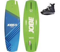 JOBE Shocker - wakeboard set