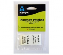 Aquapac opravný set / puncture patches