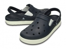 Crocs CitiLane Clog navy/white