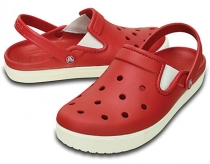 Crocs CitiLane Clog pepper/white