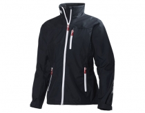 Helly Hansen Crew Midlayer Dámska Bunda Navy