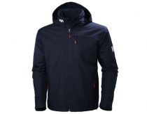 Helly Hansen Crew Hooded Midlayer Bunda Navy