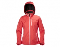 Helly Hansen Crew Hooded Midlayer Dámská Bunda Cayenne