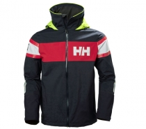 Helly Hansen SALT FLAG JACKET 597 - pánska jachtárska navy bunda