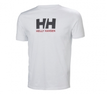 Helly Hansen LOGO T-SHIRT 001 WHITE