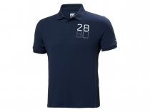 Helly Hansen - HP RACING POLO 597 NAVY - polokošile