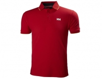 Helly Hansen HP Racing Polo Tričko Bordová
