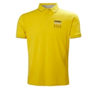 Helly Hansen HP Racing Polo tričko žlté
