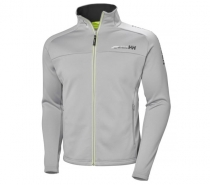 Helly Hansen HP FLEECE JACKET Silver bunda