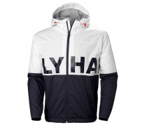 Helly Hansen AMAZE JACKET 001 WHITE - pánska bunda