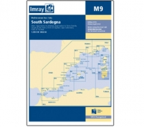 Imray mapa M9 South Sardegna