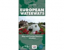 European Waterways Map