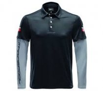 Marinepool Leroy Tec Longsleeve Polo Men