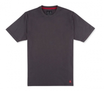 Musto Basic Cotton Crew Tee Carbon - tričko