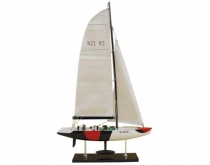 Model lode America´s cup - NEW ZEALAND 45 x 76 cm