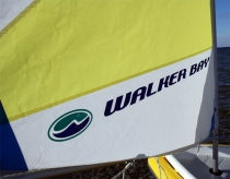 Walker Bay - Sail Kit WB 10 breeze