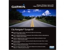 Garmin MapSource City Navigator Europe NT - DVD