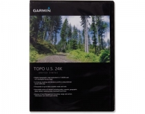 Garmin TOPO USA 24K National Parks - West