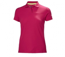 Helly Hansen W HP DYNAMIC POLO 183 PERSIAN RED - tričko