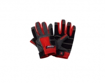 Musto Amara long finger red - jachtárske rukavice