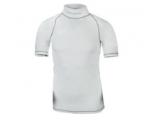 Marinepool Marshall Rash Guard SS men white