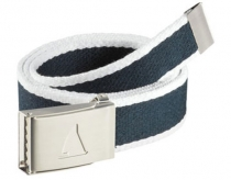 Musto opasok Red Yacht Belt - navy/white