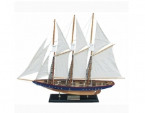 Model plachetnice Atlantic 71 x 56 cm