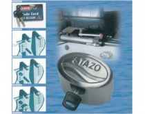 STAZO Nutlock - lock for outboard engines from 40 HP