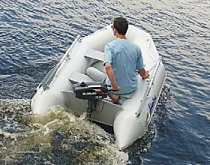 Adventure Boats Travel I T-240 - nafukovac� �ln