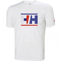Helly Hansen - HP RACING T-SHIRT WHITE