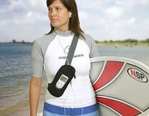 Aquapac 512 MP3 Player Zip - púzdro