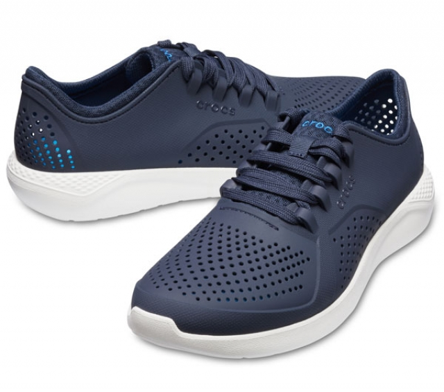 Crocs LiteRide Pacer Navy/White