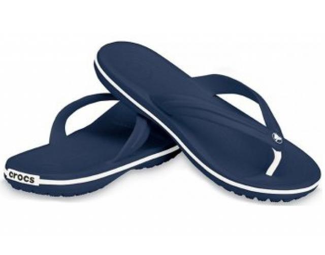 Crocs Crocband™ Flip navy - YACHTERSHOP.sk 6bd260bd0d