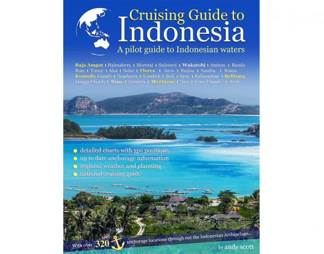 Cruising guide to Indonesia