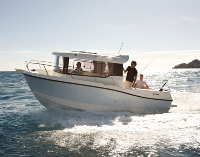 Čln Quicksilver 675 Pilothouse + Mercury F115 EXLPT EFI