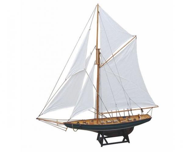 Как сделать яхту из дерева