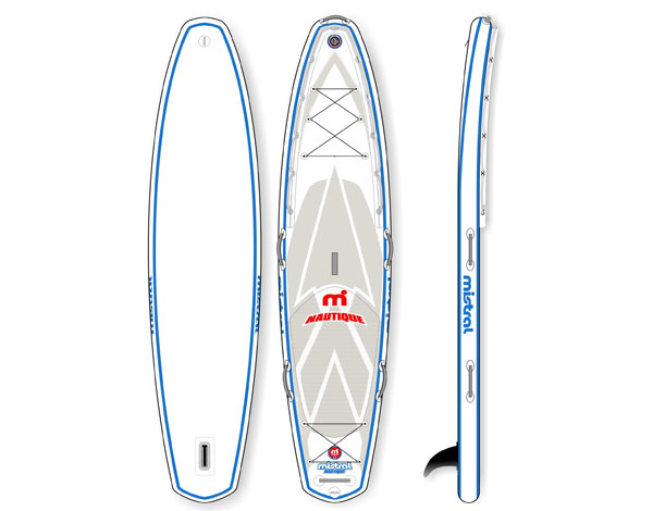 Paddleboard Mistral The Nautique 11'5 SUP